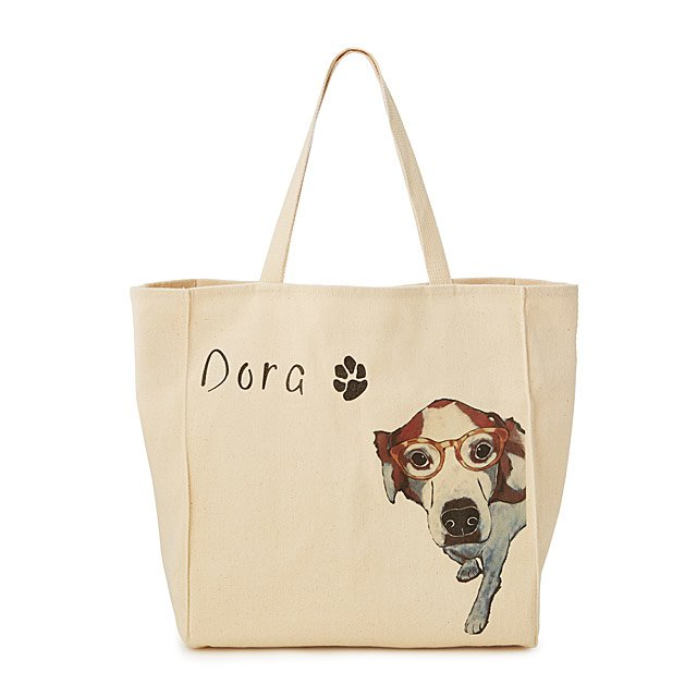 Picture Your Pet Custom Tote Bag