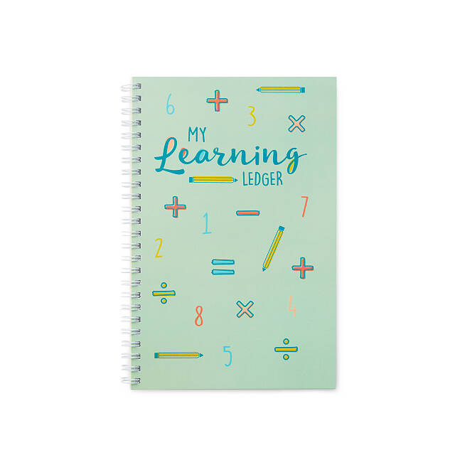 Financial Learning Ledger for Kids