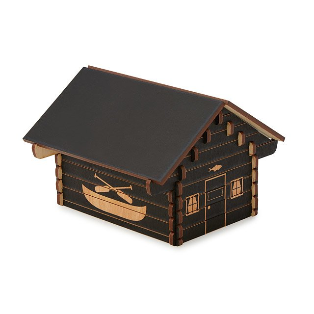 Log Cabin Construction Kit Playhouse Kits Linkin Logs Building