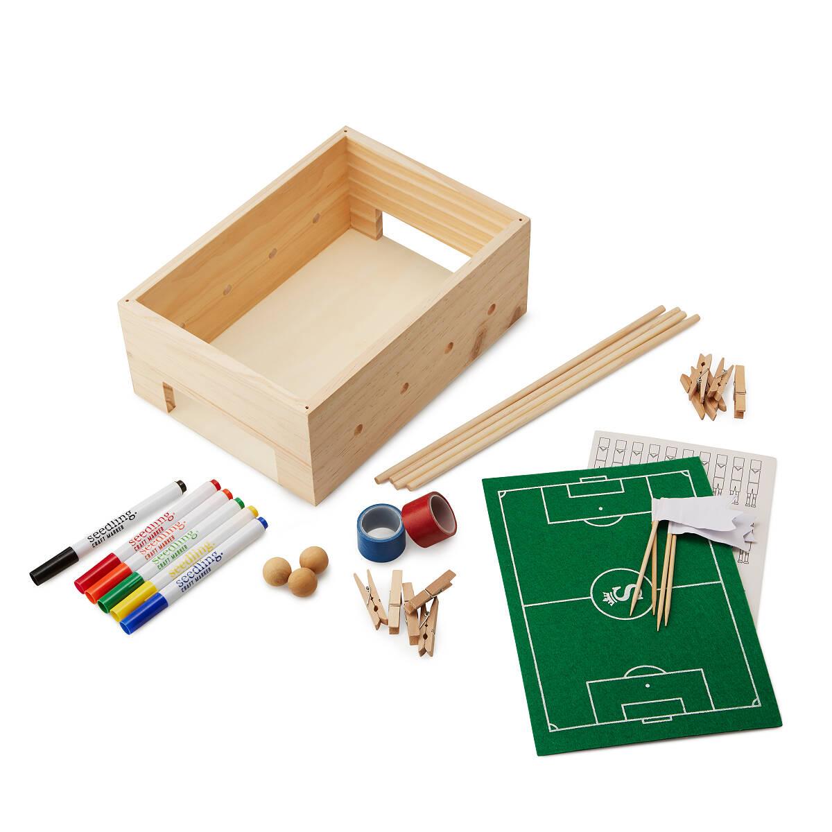 diy mini foosball table 2 thumbnail