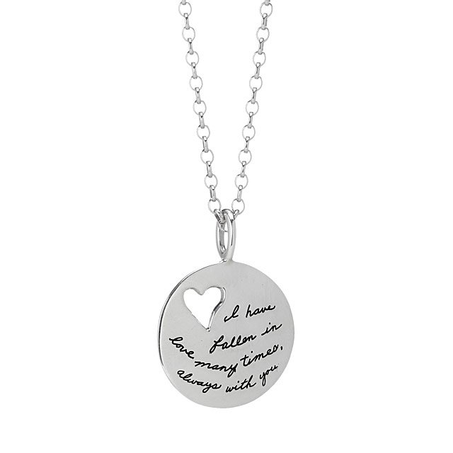 Falling in Love Necklace