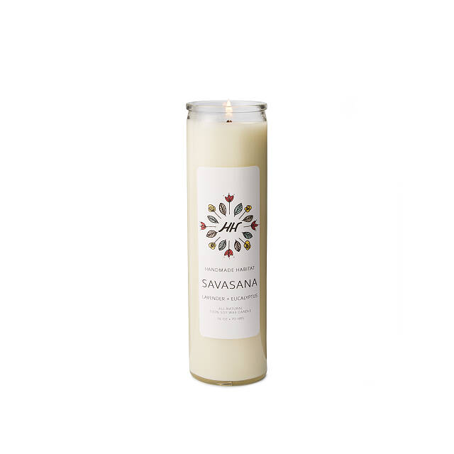 Soothe the Soul Yogi Candles
