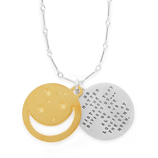 Under the Same Moon Necklace