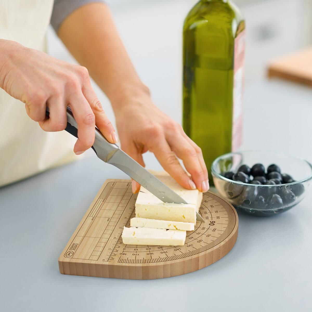 Cheese Degrees Cutting Board 3 Thumbnail