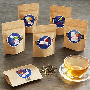 Tea Blends of America Set