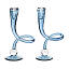 Intertwined Candle Holders - Set of 2 2 thumbnail