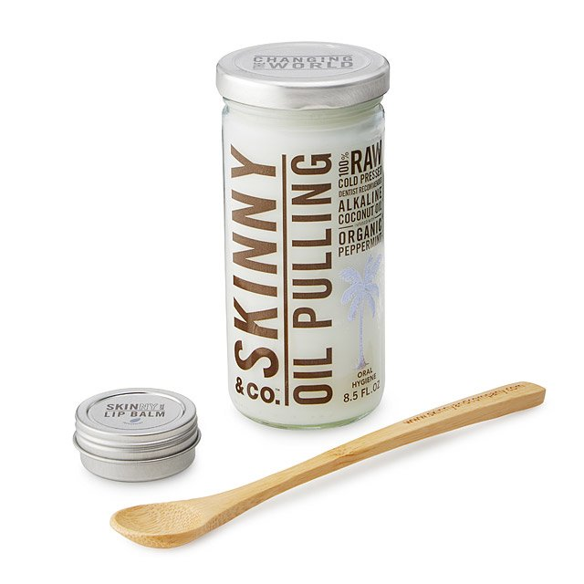 Coconut Oil Pulling Kit