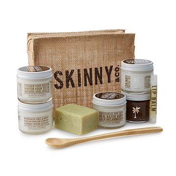 Coconut Beauty Travel Kit- TSA Approved