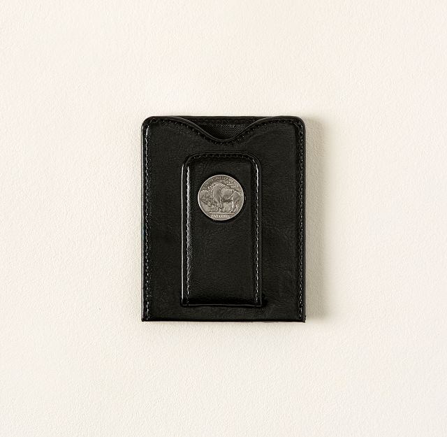 ac73efc0e6485e Buffalo Nickel Billfold Money Clip | rare coins, indian head nickel ...