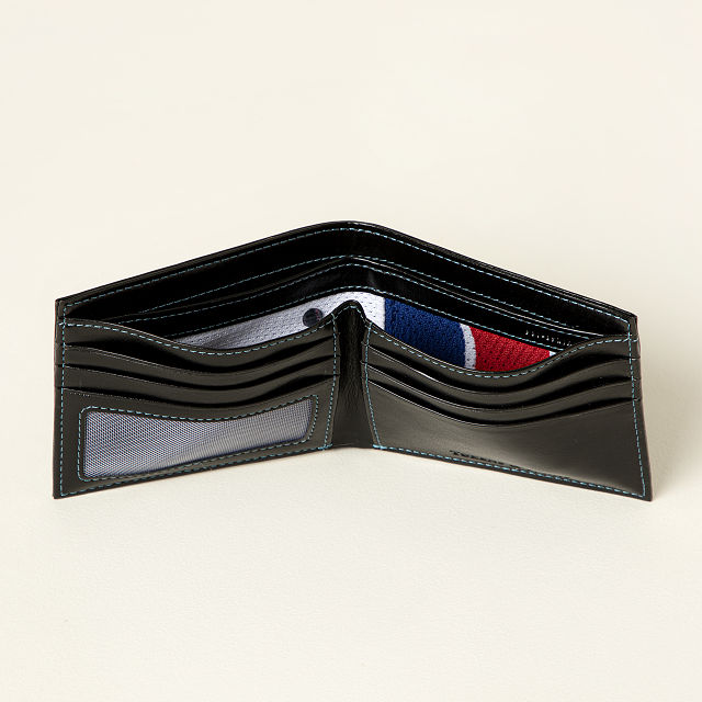 3ef877007 NHL Game Used Uniform Wallet
