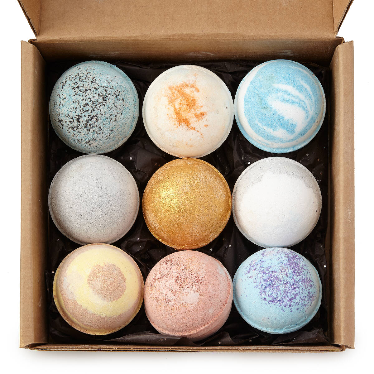 Solar System Bath Bombs Set 2 Thumbnail