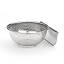 Duo Section Colander with Detachable Divider 2 thumbnail