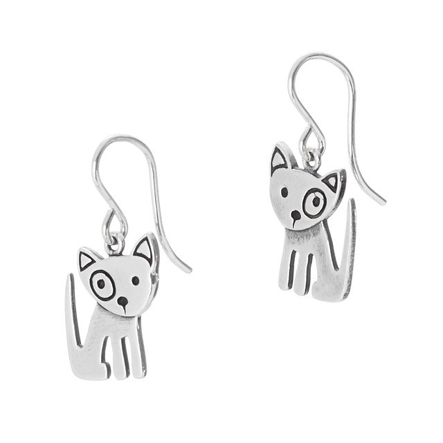 Puppy Love Earrings