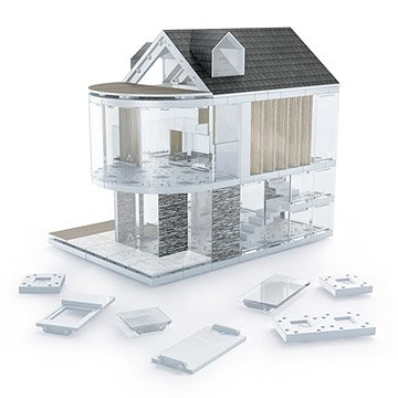 Architectural Model and Design Kit