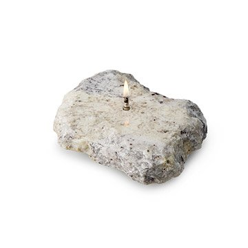 Granite Oil Candle