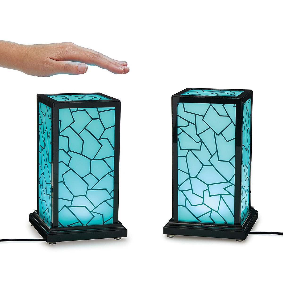 Long Distance Friendship Lamp | Touch Light, LED Lights | UncommonGoods