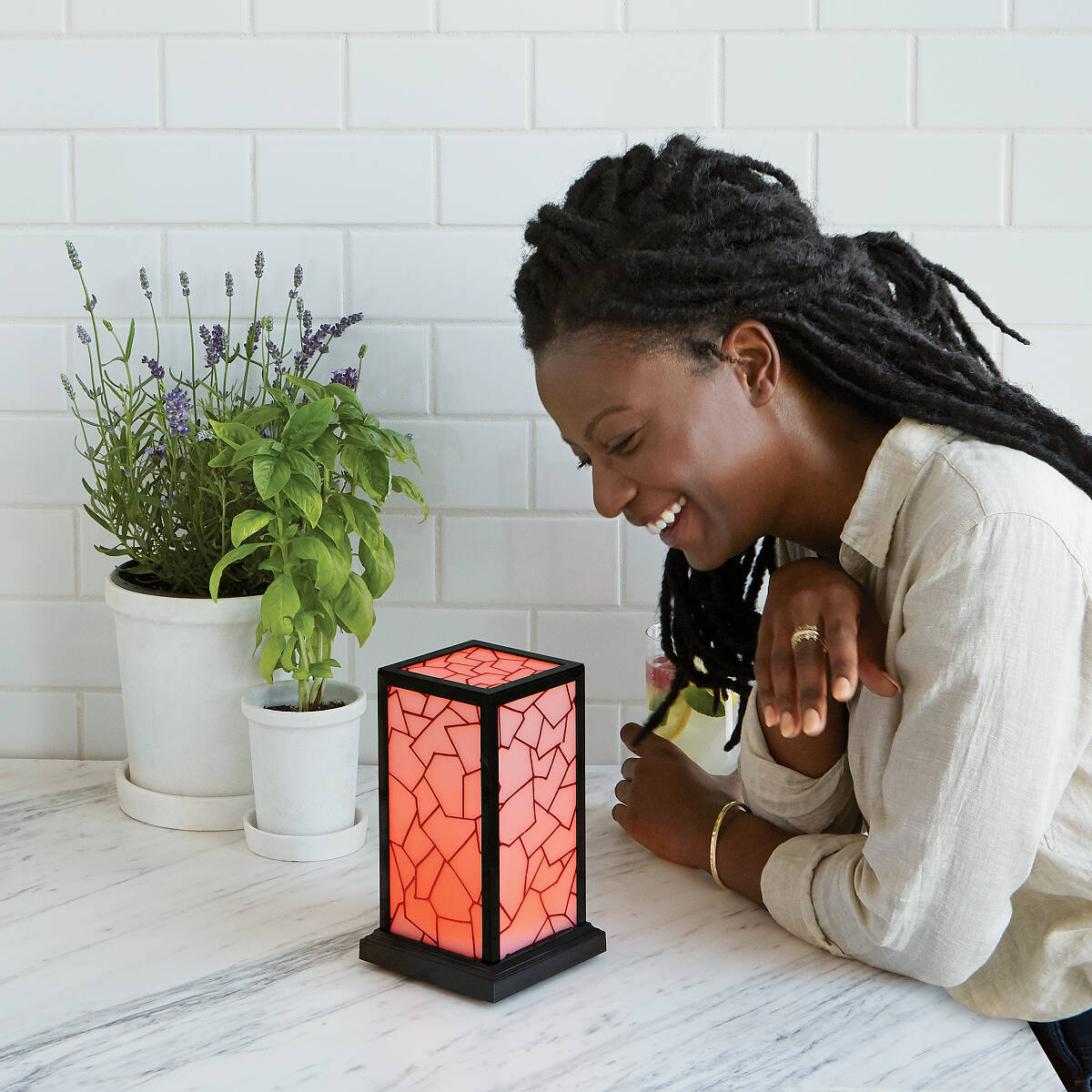 Long Distance Touch Lamp | Touch Light, LED Lights | UncommonGoods
