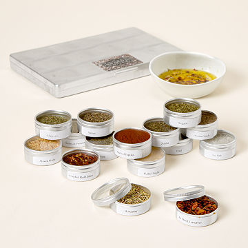 Gourmet Oil Dipping E Kit
