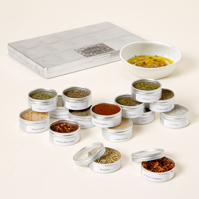 Gourmet Oil Dipping Spice Kit | Savory Spice Blends