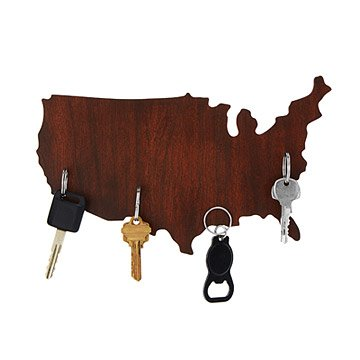 USA Magnetic Key Holder