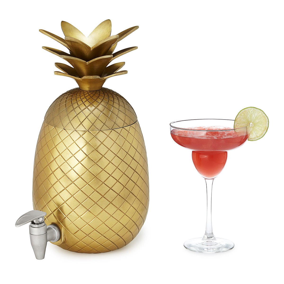 pineapple drink dispenser 1 thumbnail - Drink Dispensers