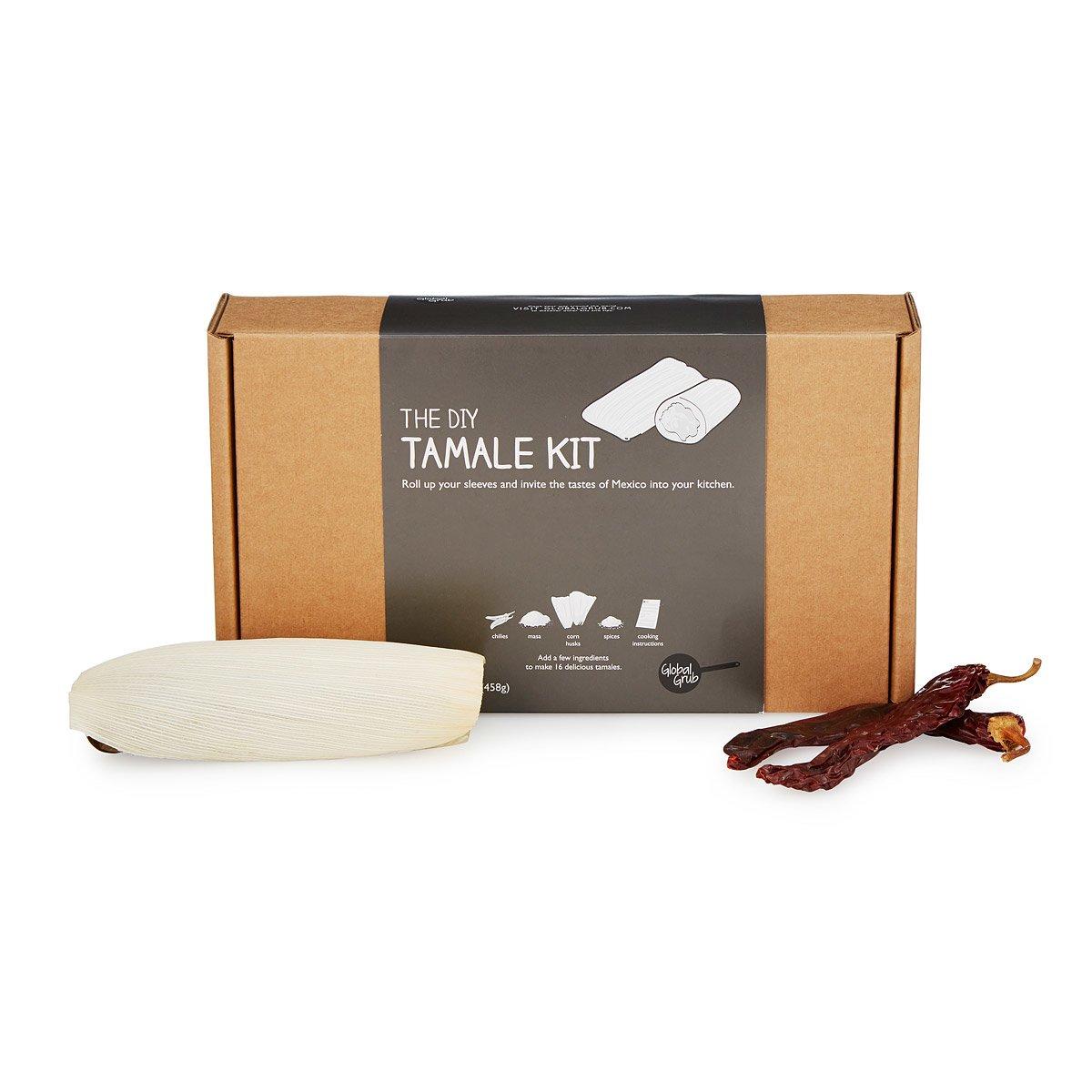 2018 diy kits craft kits uncommongoods diy tamale kit solutioingenieria Gallery