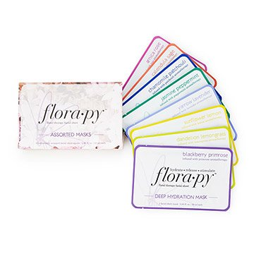 Floral Therapy Coconut Sheet Mask-Variety 8 Pack