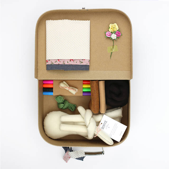 Design Your Own Doll Kit