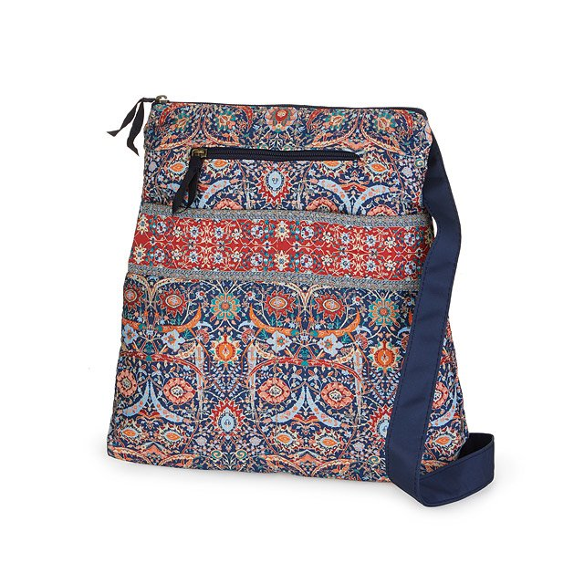 Turkish Inspired Crossbody Bag