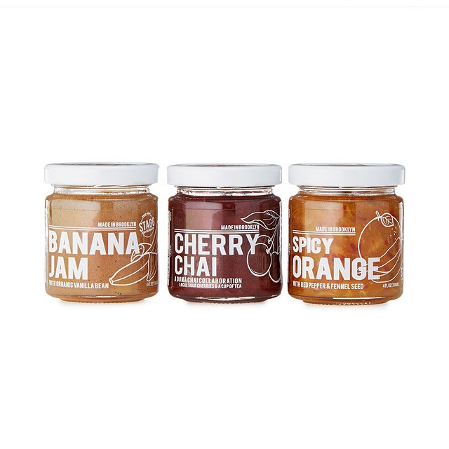 Fruit Jam Trio