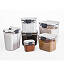 Airtight Food Storage Containers - Set of 6 2 thumbnail