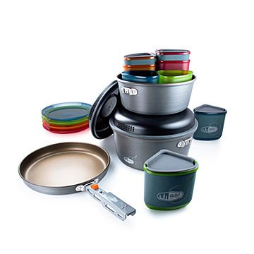 Nesting Camper Cooking Set