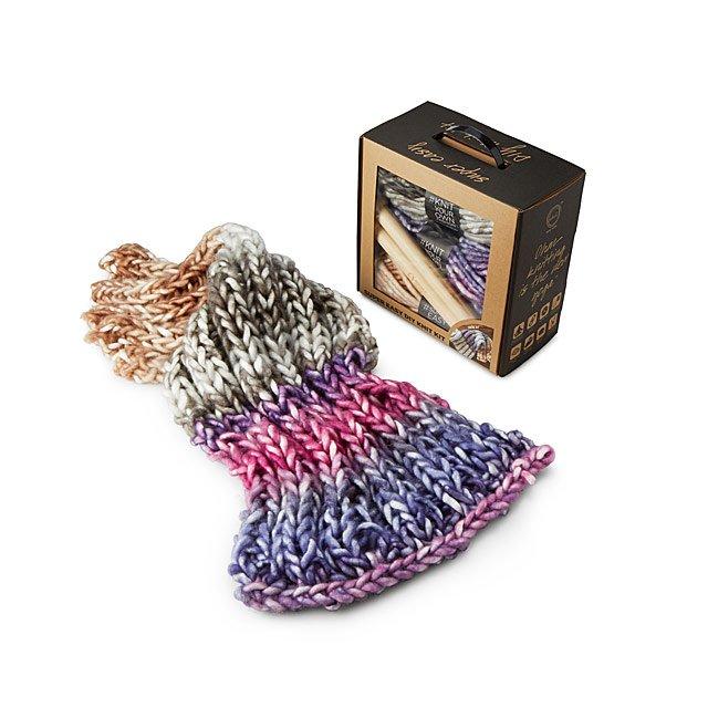 Make Your Own Super Soft Mini Throw DIY Knit Throw Blanket Simple Make Your Own Throw Blanket