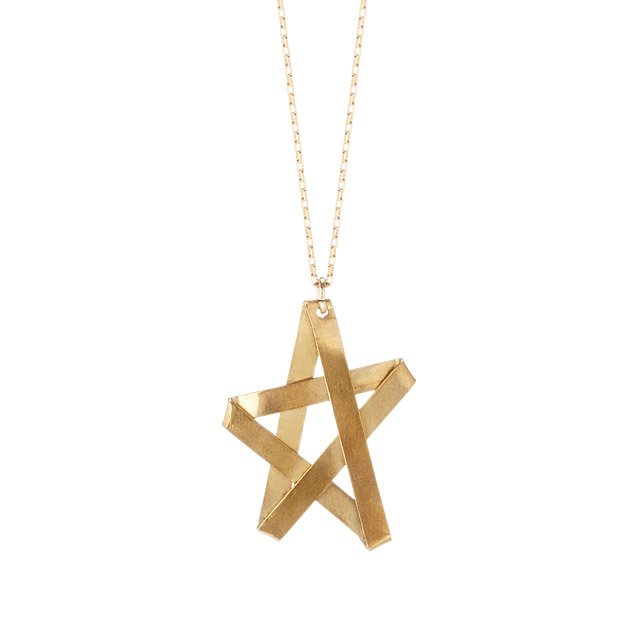 Single Star Power Necklace