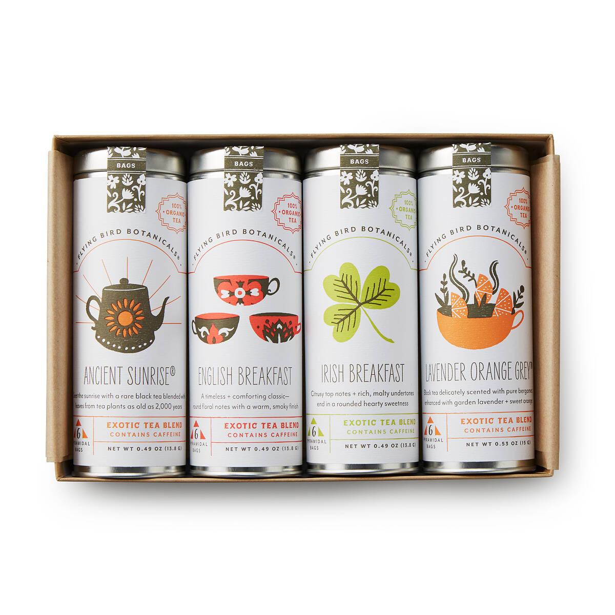 Tea Gift Sets - 100 images - introduction to tea gift set golden ...