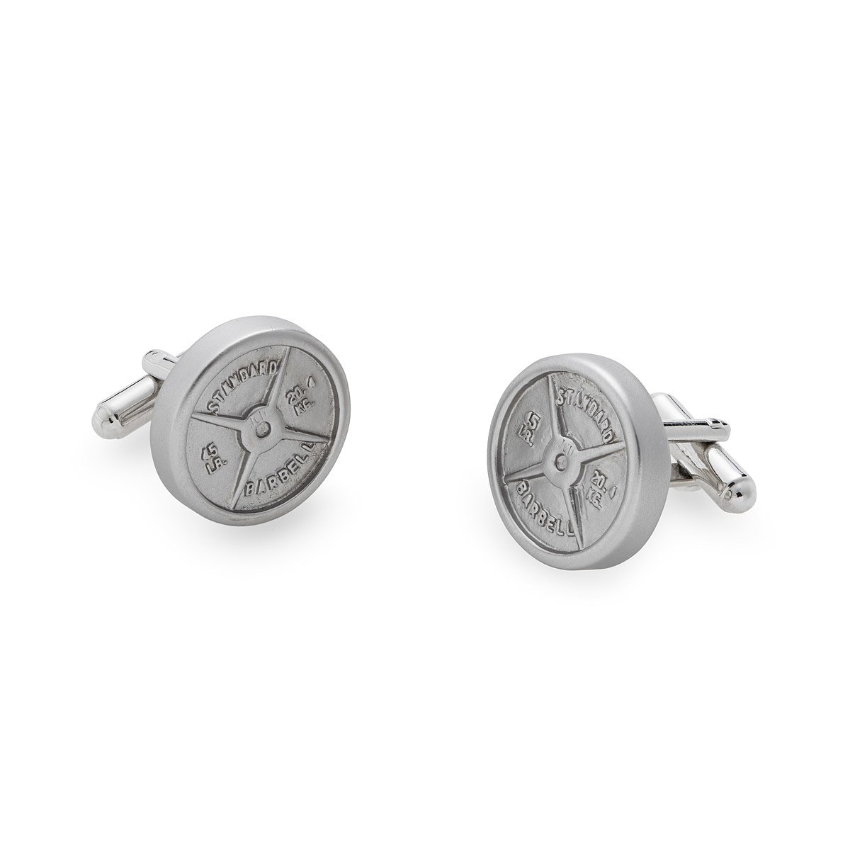 Barbell Cufflinks Mens Fitness Accessories Uncommongoods Circuit Board