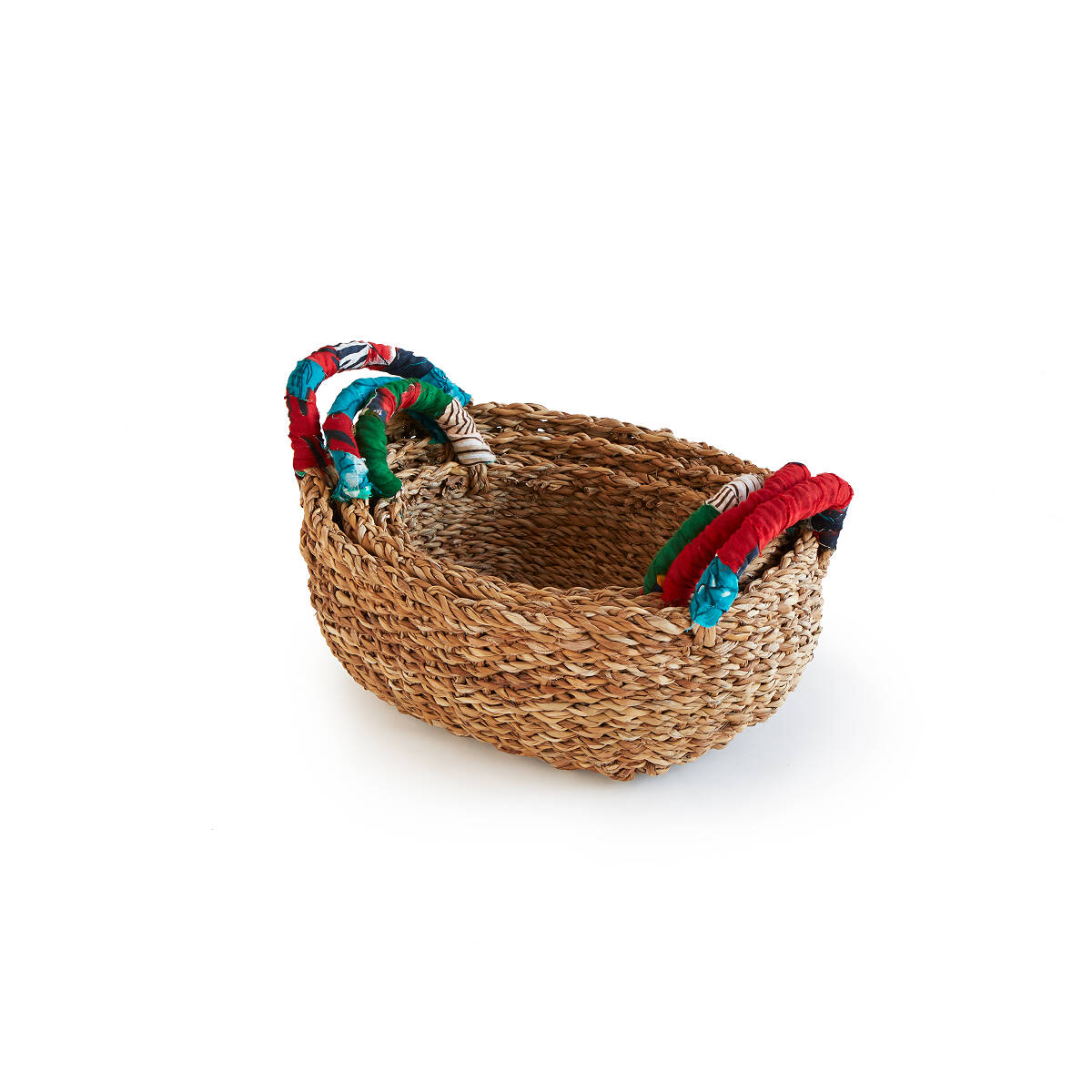 Seagrass Nesting Storage Baskets - Set of 3 | Woven Baskets, Jute ...