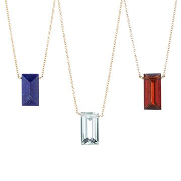 Inspirational Gemstone Necklaces