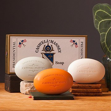 Presidential Soap Collection - 3 Bar Set
