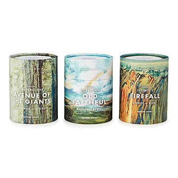 Great Outdoors National Park Candle