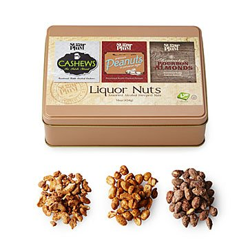 Beer & Bourbon Nuts