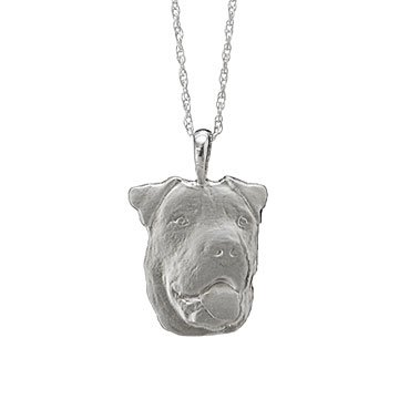 Personalized 3D Pet Face Pendant