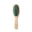 Large Oval Wooden Bristle Hair Brush Wood Brush