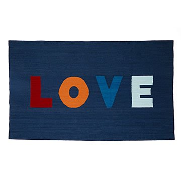 Spread the Love Rug