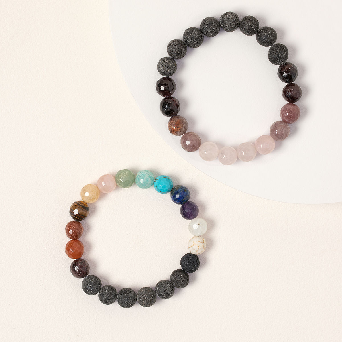 amazonite essential oil diffuser bracelet 1 thumbnail