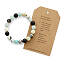 Amazonite Essential Oil Diffuser Bracelet 2 thumbnail