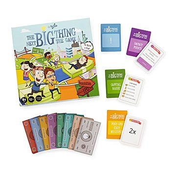 The Next Big Thing Board Game