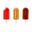 Stackable Ice Pop Molds - Set of 4 4 thumbnail