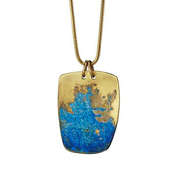 Seaside Pendant Necklace