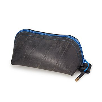 Upcycled Tire Travel Pouch